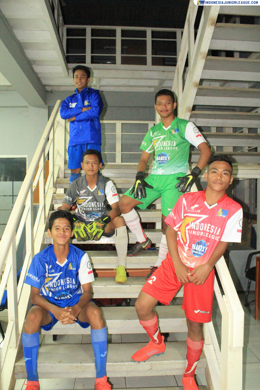 Launching Jersey IJL Elite; Bertabur Glamor, Bersinar Flamboyan