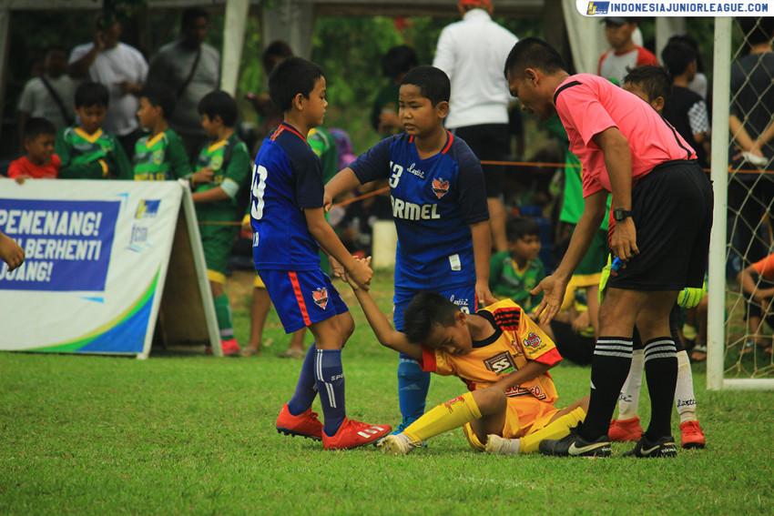Hasil Lengkap Pekan Kedelapan IJL U-11; Drama Itu Bernama Sepak Bola