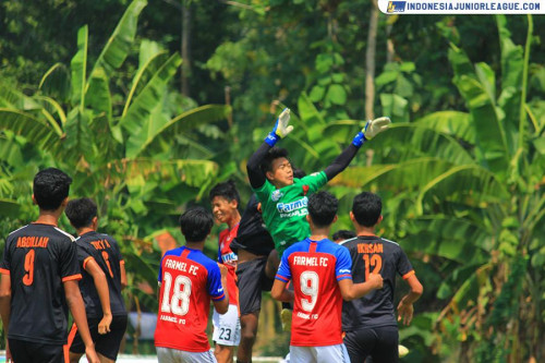 FIFA Farmel dan GRT Melenggang ke Partai Puncak IJL U-13