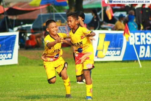Salfas Soccer Bertekad Amankan Langkah