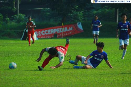Hasil Lengkap 8 Besar IJL U-13: Debutan Memesona, Jawara Baru Siap Lahir