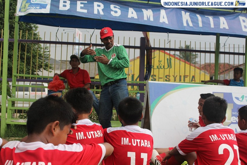 4-4-2 Jadi Kunci Indonesia Muda Utara