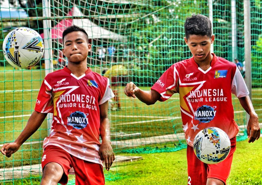 Dua Pemain Jebolan IJL Elite Dipanggil TC Timnas Indonesia U-16
