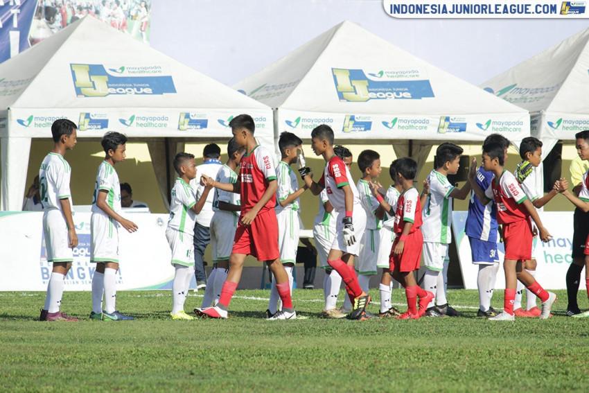 Seleksi Kloter Kedua Rampung, Delapan Tim Melenggang ke IJL U-13 2020
