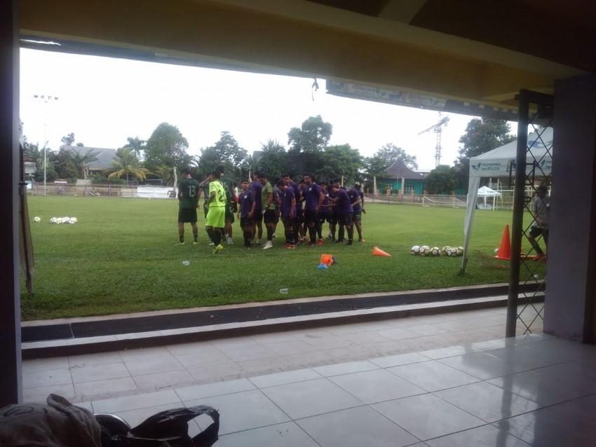 Persita Nikmati Jerih Payah IJL di Stadion Mini Cisauk
