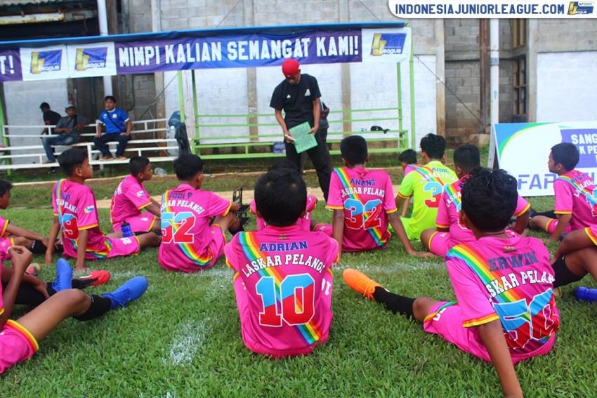 Laskar Pelangi Ogah Umbar Strategi