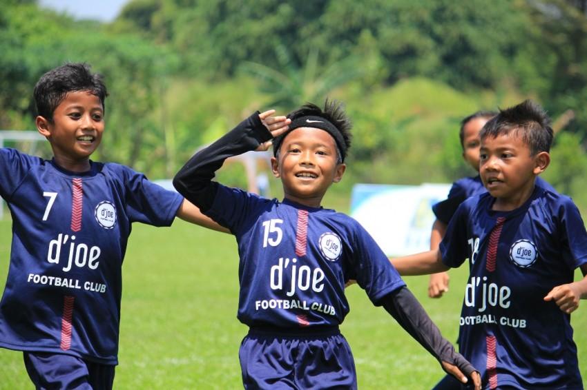 D'Joe FC Tampil Apik, Start Ciamik