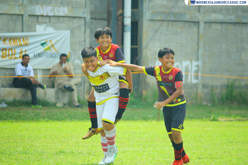 "Super Sibuk, Java Soccer Academy Melawan ""Mission Impossible"""