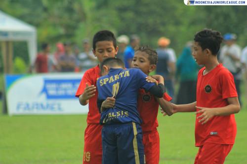 Energi Hari Pahlawan, Giras dan D'Joe FC Kantongi Tiket Partai Puncak IJL U-11