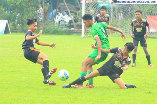 Hasil Babak Knock-out 16 Besar IJL U-13: Tak Semudah Membalikkan Telapak Tangan