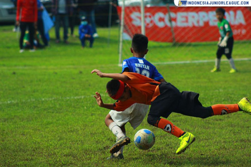 Hasil Lengkap Fase Champions 16 Besar IJL U-9: Bersiap Melahirkan Jawara Baru