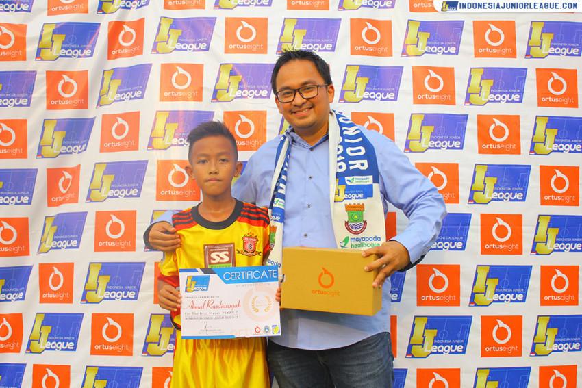 Akmal Rusdiansyah; 2019, IJL Elite Lagi!