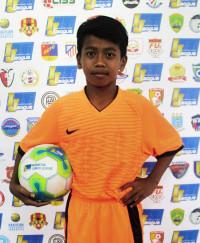 MUHAMMAD DAFFA HAIDAR Z. | Indonesia Junior League