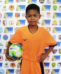 MUHAMMAD ZAKARIA | Indonesia Junior League