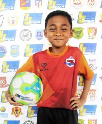 KHALIFA AZZAM WIRATAMA | Indonesia Junior League