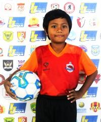 MUHAMMAD FADHIL ABDURRAHIM | Indonesia Junior League