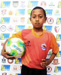 RAFFAEL BERLIAN PUTRA | Indonesia Junior League