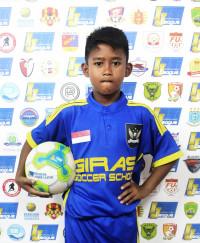 AZKA PUTRA KISWA | Indonesia Junior League