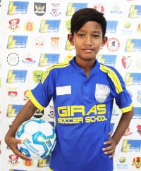 FADLI HENDRIYANSAH | Indonesia Junior League