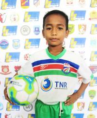 MUHAMMAD FATHUR RABANI   Indonesia Junior League