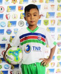 STEVEN GERRAD | Indonesia Junior League