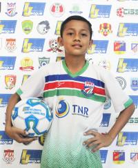 SATRIA MAULANA FEBRIAN   Indonesia Junior League