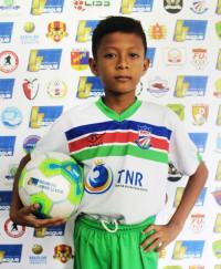 MUHAMMAD GHIFARI AL FARIZI | Indonesia Junior League