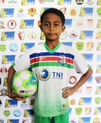 MUHAMMAD FADEL RAMADHAN | Indonesia Junior League