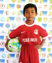 ANDHIKA FATHIR WIDHIARSA   Indonesia Junior League