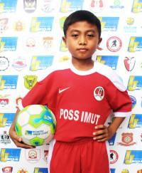 DAVA RAISYATAMA WIBOWO | Indonesia Junior League