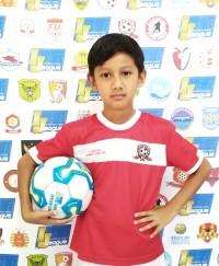 MUHAMMAD DAMAR ADDIN KUSUMAWARDHANA | Indonesia Junior League