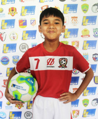 HARMENDRA ZIYA HARTONO | Indonesia Junior League