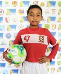 KELVIN ANANDA HAIRULIS   Indonesia Junior League