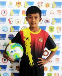 SHAFIQ RINDANU IBRAWAN | Indonesia Junior League