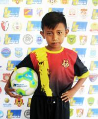 MUHAMMAD FATHIR NURDIANSYAH | Indonesia Junior League