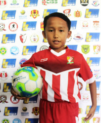RIYANDIKA ANUGRAH PRAMUDYA RIDWAN | Indonesia Junior League