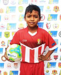 MUHAMMAD ARIIQ ALFAIQ | Indonesia Junior League