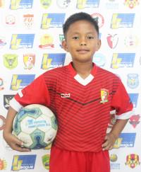 SANDIYANSAH | Indonesia Junior League