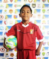 AZIZU MILANESTA   Indonesia Junior League