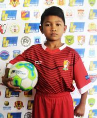 AQSA SYAWALA WIJAYA   Indonesia Junior League
