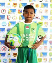 HAZIQ IBHAB RAFIF | Indonesia Junior League