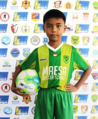 VELLYANDRU ANTOU S | Indonesia Junior League