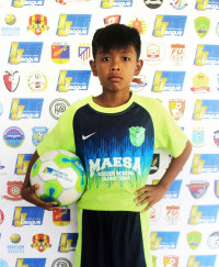 MUHAMMAD ZAKKY | Indonesia Junior League