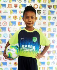 MUHAMMAD ALDYANSYAH TAHER | Indonesia Junior League