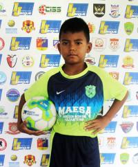 RADITTIA SAPUTRA   Indonesia Junior League