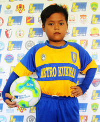 FAQIHA RIZKY AKHYALIM PUTRA | Indonesia Junior League