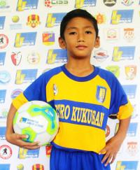 M. NAUFAL RAIHAN ANWAR   Indonesia Junior League