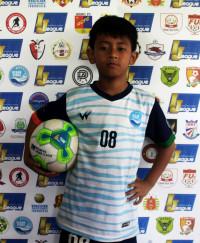 M HAFIZH ARLINSYAH H | Indonesia Junior League