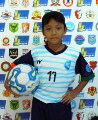 ARKAN DANISWARA | Indonesia Junior League