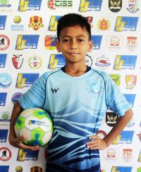MUHAMMAD ROZZAN ALMER | Indonesia Junior League